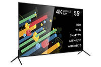 Телевизор ERGO 55DU6510 (4K, Smart TV)