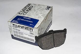 Konner KPR-2FA00 Тормозные колодки (задние) Hyundai Elantra, Kia Cerato 58302-29A00