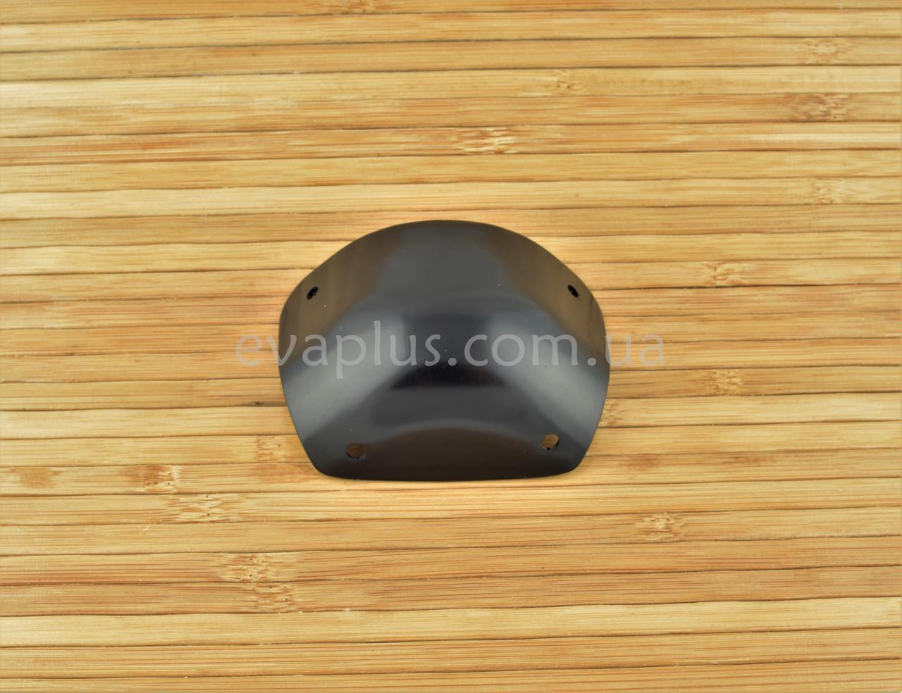 Накладка(уголок) для чемодана  Н5 черная