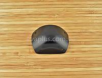 Накладка(уголок) для чемодана  Н5 черная, фото 1