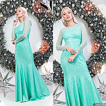 Обворожительное праздничное платье, фото 3