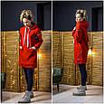 Платье женское модное с капюшоном размер 42-48 купить оптом со склада 7км Одесса, фото 2