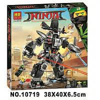 "Конструктор Ниндзяго Bela Ninja 10719 Ninjago Movie  (Аналог Lego 70613) ""Робот Гарма"" 775 дет. лего"