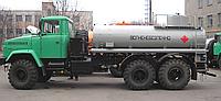 Автоцистерна АЦНГ-8-6322 на шасси КрАЗ