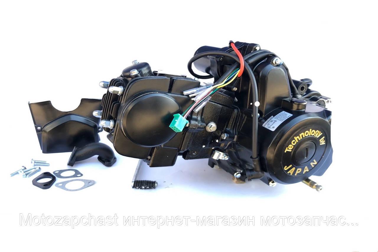 Двигатель ATV Delta 125 (157FMH) автомат ( 3+1 реверс ) SABUR VIP