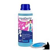 Альгицид жидкий AquaDoctor AC 1 л. Средство для бассейна против цветения