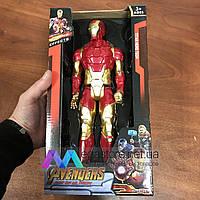Игрушка фигурка супергерой Железный человек Марвел Мстители Iron Man Marvel Avengers JD814