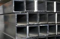 Алюминиевая труба прямоугольная 25х25х2,0 мм