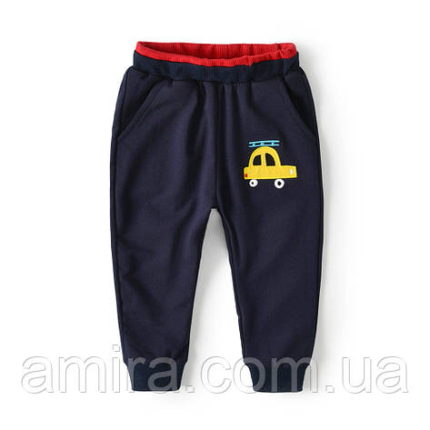 Штаны для мальчика Старт, синий Berni, фото 2