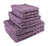 "Полотенце (70х140 см) махровое ""TerryLux Plus"" фиолетовое"