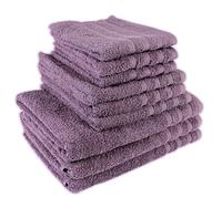 """Полотенце (70х140 см) махровое """"TerryLux Plus"""" фиолетовое, фото 1"""