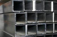 Алюминиевая труба прямоугольная 45х45х2,0 мм