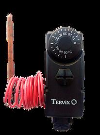 Капилярный термостат Tervix Pro Line с выносным термоэлементом