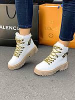 Женские ботинки OFF WHITE женская обувь кроссовки ботинки кеды брендовые реплика копия