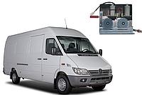 Электропривод сдвижной двери для микроавтобусов одно моторный для Mercedes Sprinter I  Германия BOSCH
