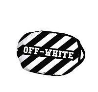 Маска на лицо - OFF-WHITE. Для повседневной носки.