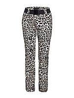 Брюки женские Goldbergh Roar Leopard