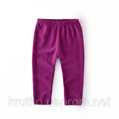 Штаны для девочки Жанр, сиреневый Berni, фото 2