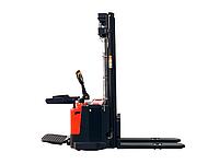 Штабелер електрический самоходний Staxx ES15T4-5500 грузоподъемностью 1,5 тн и высотой подъема 4,5 м