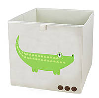 "Короб складной Handy Home ""Крокодил"", 33x33x33 см (CH12)"
