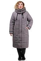 Женское зимнее пальто большие размеры Глория Размеры 50- 54 Супер качество Топ продаж!