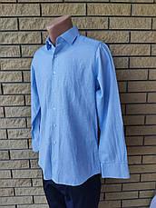 Рубашка мужская коттоновая брендовая высокого качества CAPPI, Турция, фото 3