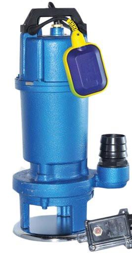Дренажно-фекальный насос Euroaqua WQ 10–10–0.75 с измельчителем