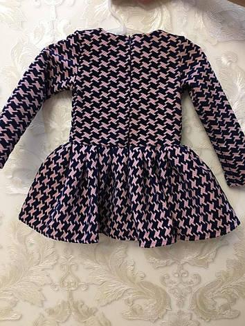 Детское платье для девочки р.98-116 опт, фото 2