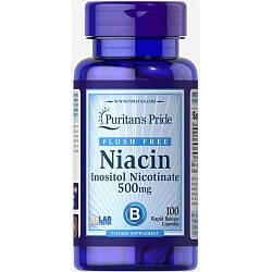 PsP Flush Free Niacin 500 mg - 100 кап