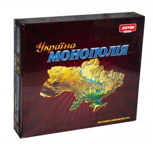 """Настольная игра """"Монополия Украина"""" 20734, фото 2"""