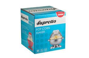 Аппарат для приготовления попкорна, фото 2