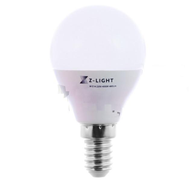 LED лампа G-45 10W E-14 Z-LIGHT ZL 14510144