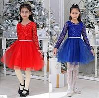 Нарядные детские платья для девочек Модница! 5-14 лет., фото 1