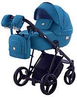Коляска Adamex Mimi CR37 синий 2в1