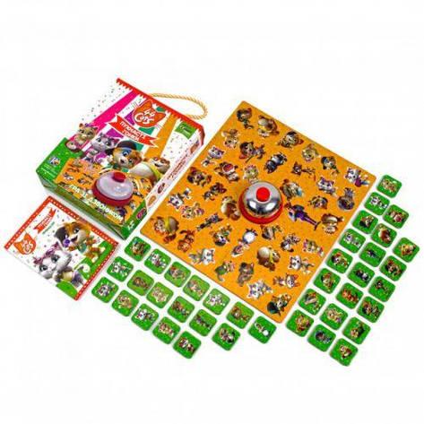 """Гра зі дзвоником """"44 Коти. Пухнасті гонки"""" VT8010-07 (укр), фото 2"""