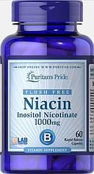 PsP Flush Free Niacin Inositol Nicotinate 1000 mg - 60 кап