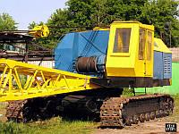 Аренда гусеничный кран  МКГ-  25 БР