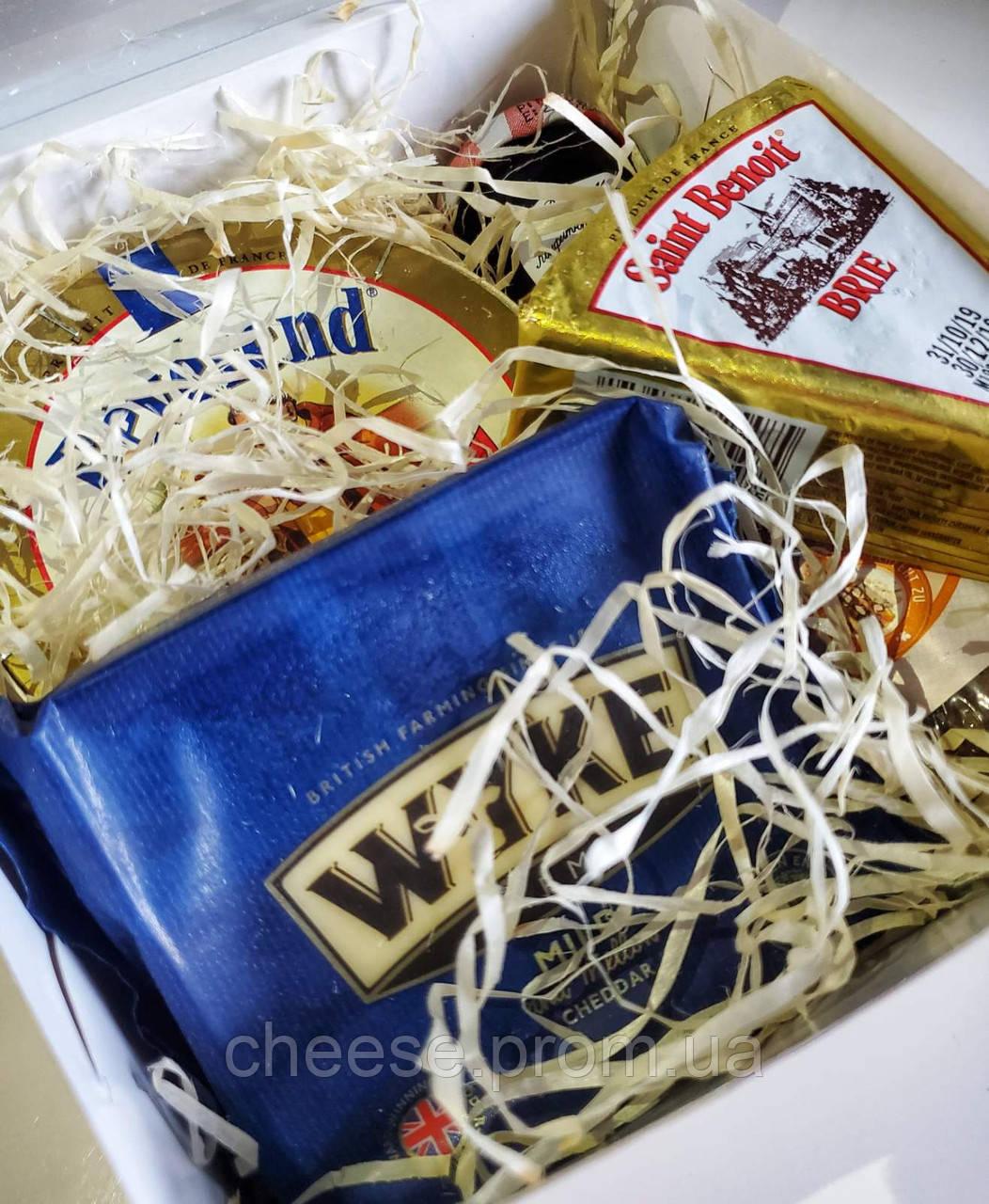 Подарочный набор сыров, фото 1