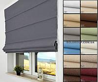 Римские шторы с тканью Black out