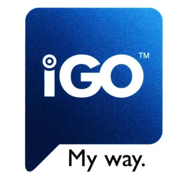 Навигационная карта iGO Primo Truck Европа (2020)