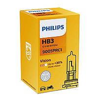 Стандартные лампы Philips HB3 Premium CP 12V 65W 9005PRC1