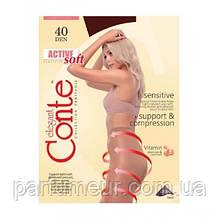 Колготы женские Conte Elegant Active Soft 40 Den