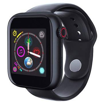 Розумні годинник Smart Watch Z6 Black (SW0001Z6BL)