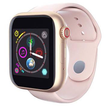 Розумні годинник Smart Watch Z6 Pink (SW0001Z6P)