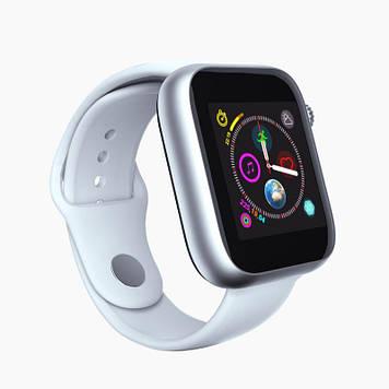 Розумні годинник Smart Watch Z6 White (SW0001Z6SW)