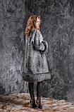 Шуба пальто из каракульчи SVAKARA со съемной чернобуркой swakara broadtail jacket coat furcoat, фото 3