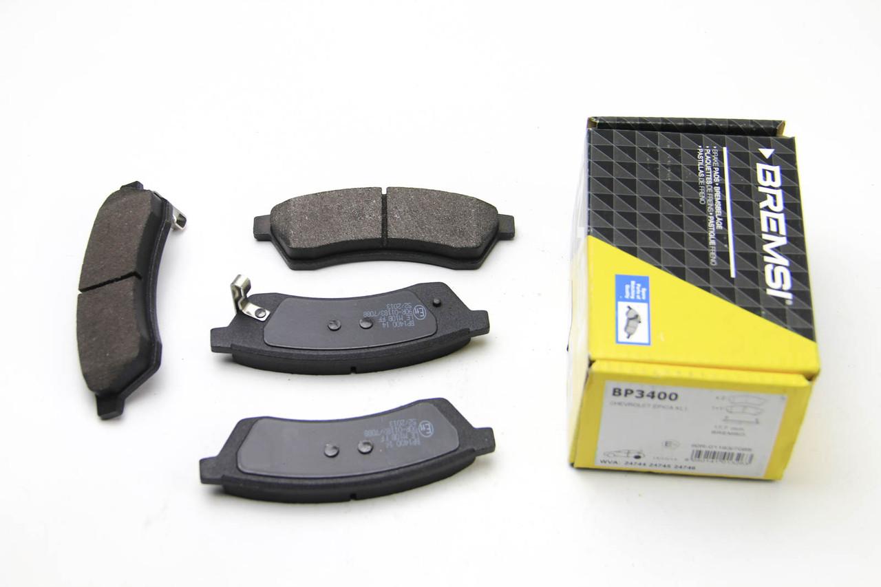 Колодки тормозные задние Chevrolet Epica 2005-