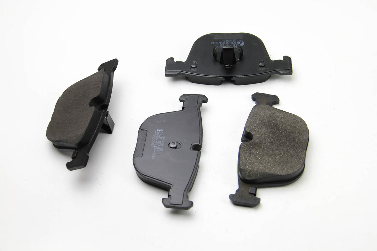 Колодки тормозные задние BMW X5 09-