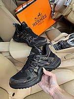 Женские кроссовки LOUIS VUITTON женская обувь кроссовки ботинки кеды брендовые реплика копия