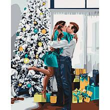 Картина по номерам Новогоднее настроение